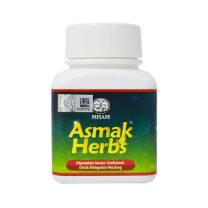 Asmak Herbs Pil Resdung
