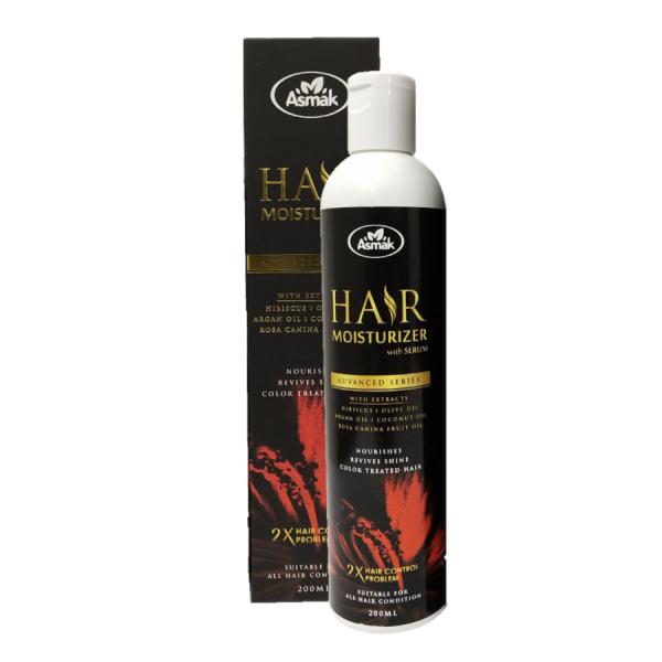 'Hair Moisturizer With Serum' Merawat Rambut Rosak